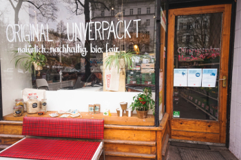 Original Unverpackt Laden in Berlin-Kreuzberg